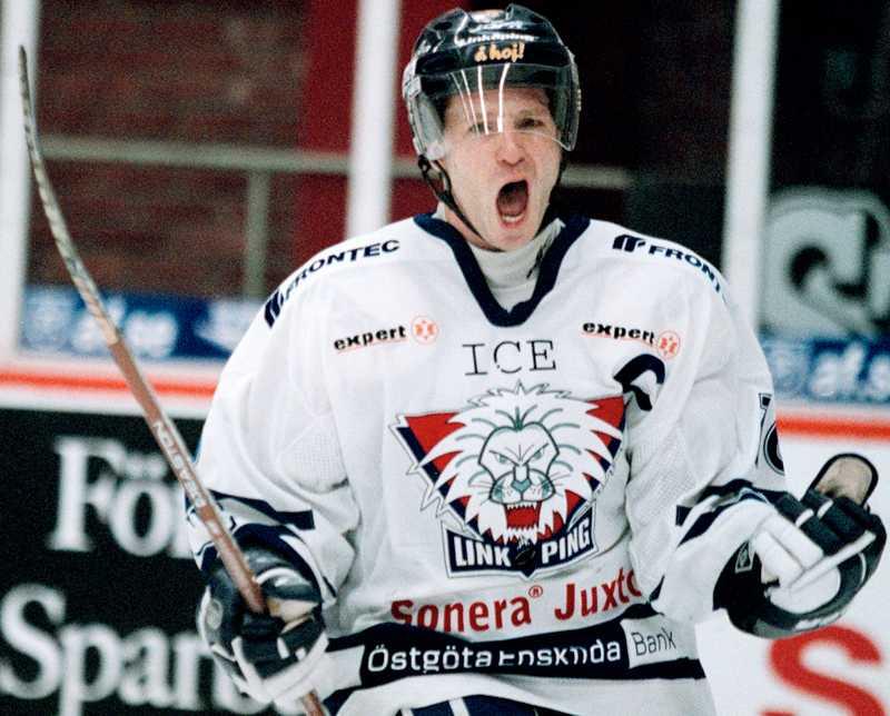 Helber gjorde tio säsonger i LHC-tröjan och kom till Linköping 1992/93 när klubben spelade i division 2.