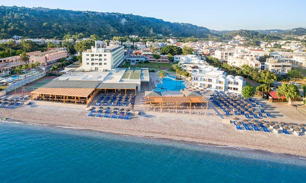 Avra Beach Resort på Rhodos