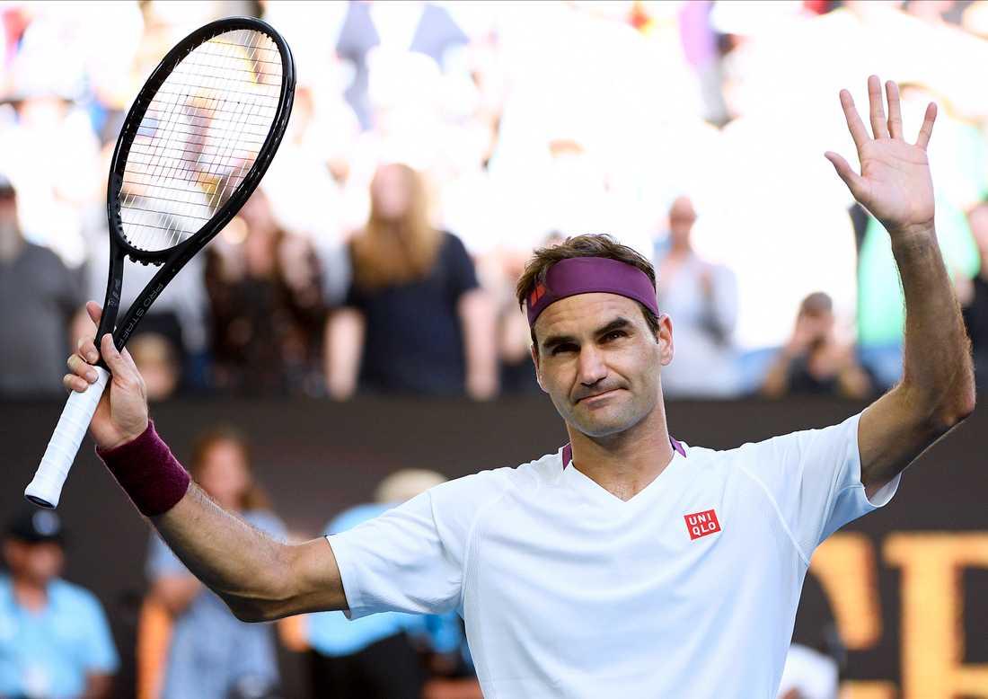 Roger Federer tyckte inte att han förtjänade segern mot Tennys Sandgren.