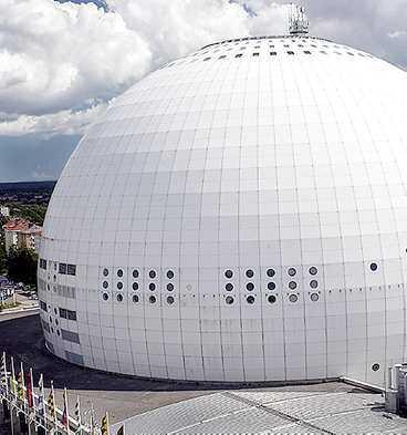 Nya tider Supportrarna har fått sin vilja igenom. Nu får Globen ståplats.
