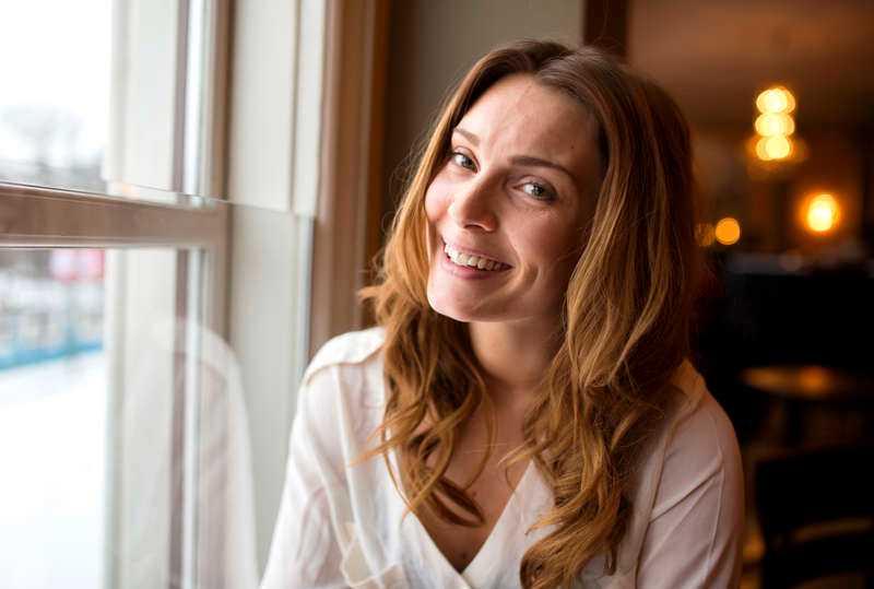 """Aliette Opheim får drömrollen i den nya versionen av """"Utvandrarna"""""""