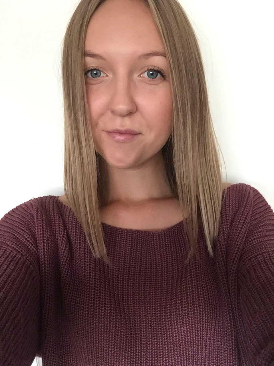 Susanna Svensson var med och räddade livet på kvinnan.