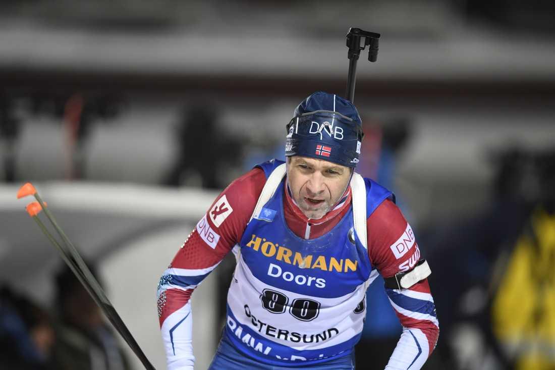 Ole-Einar Björndalen är tidernas främste vinterolympier.