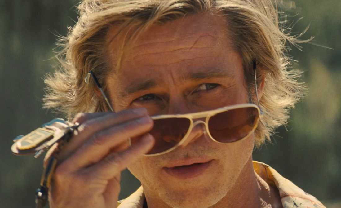 "Brad Pitt i ""Once upon a time in Hollywood""."