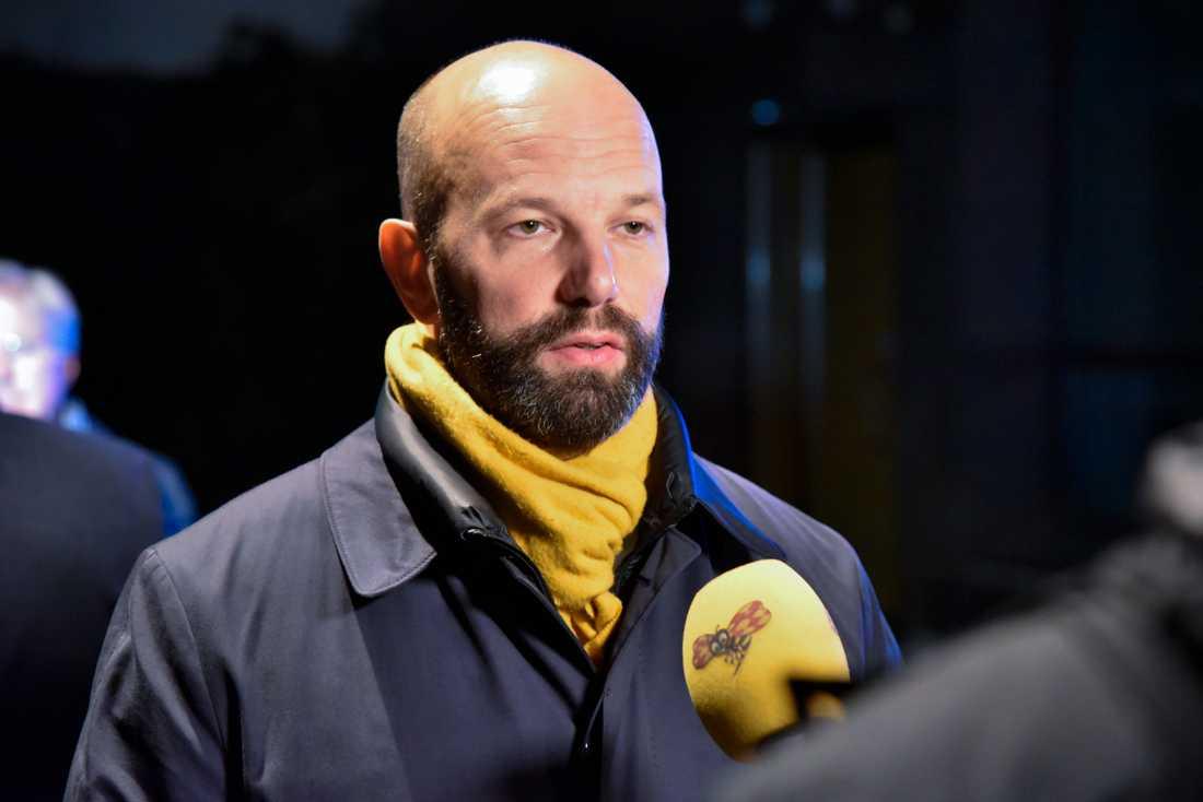 Mattias Dahl, vice vd Svenskt Näringsliv. Arkivbild.