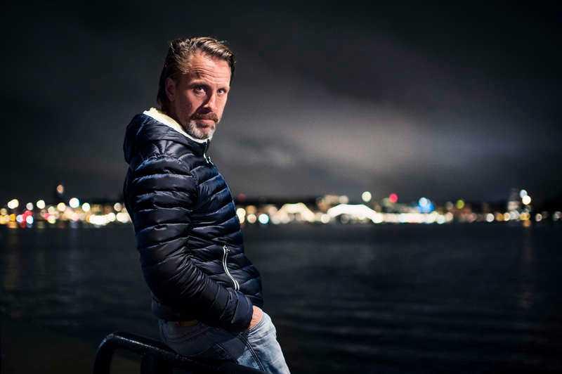 Fotografen Niclas Hammarström.