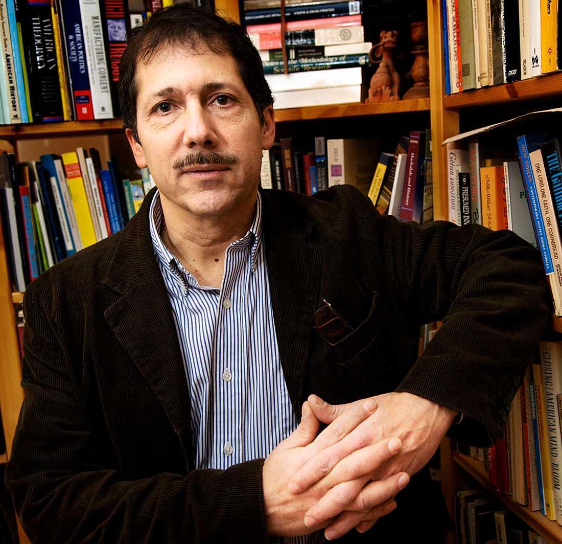 Merrick Tabor, statsvetare och expert på amerikansk politik vid Stockholms universitet.