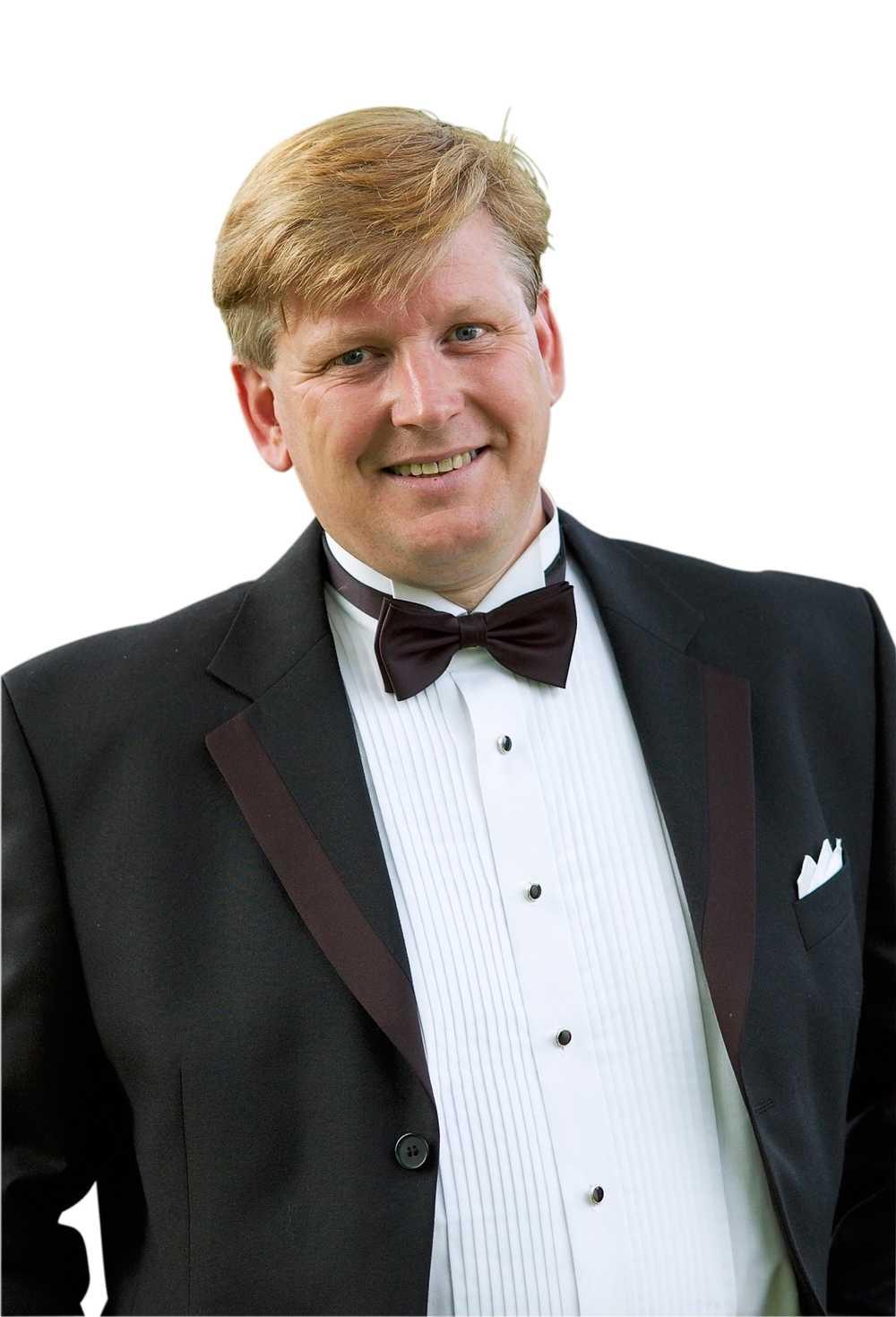 Mats Danielsson, vett och etikettexpert.