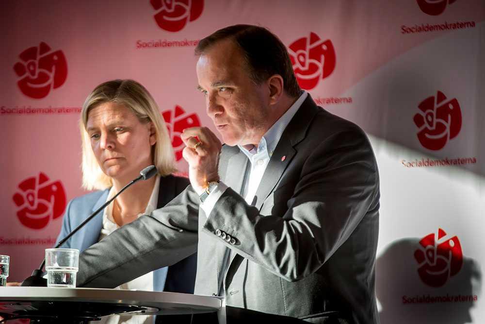 Detta är ingen dödsruna över Socialdemokraterna, de har tidigare visat sig klara av att regera landet och samtidigt förändra sig. Däremot är det en dödsruna för en väldigt gammal konflikt i svensk politik – den mellan höger och vänster, skriver Ulrikca Schenström.