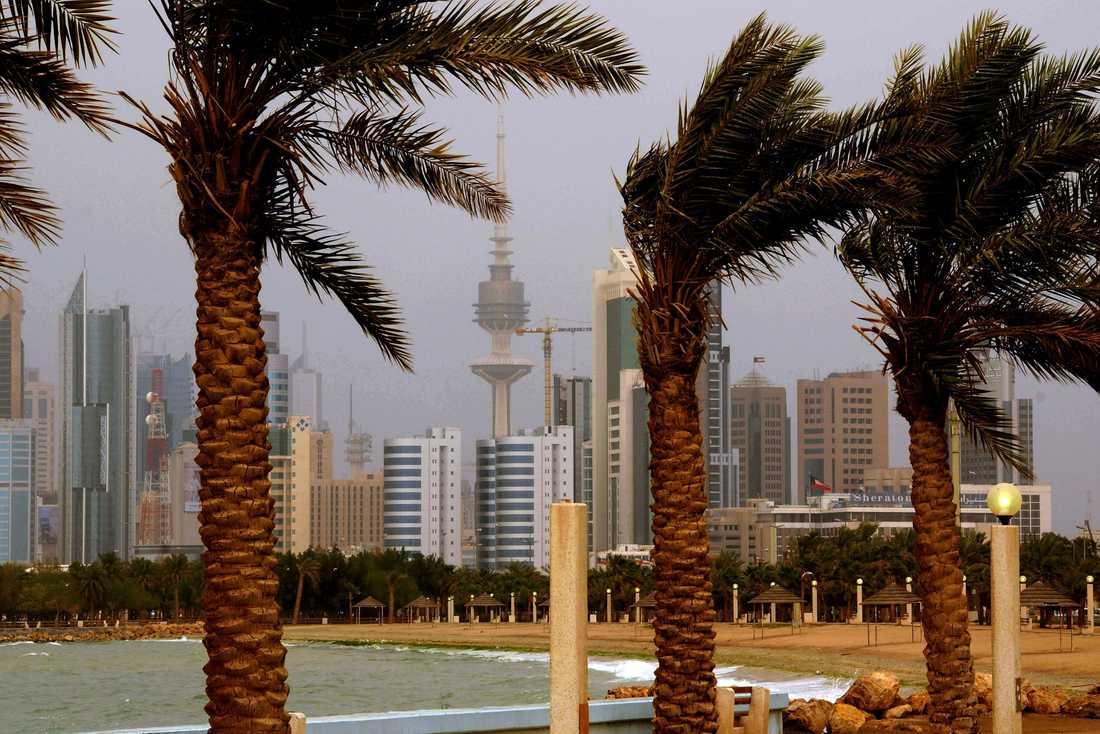 Kuwait City. Arkivbild.