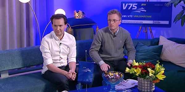 Fredrik Mammen och Ludwig Wickman.