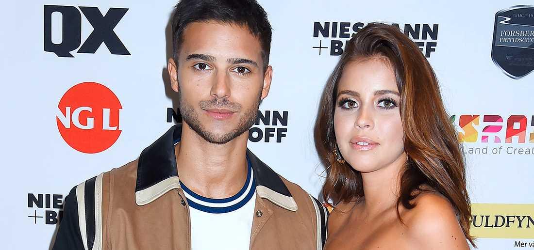 Eric Saade och Nicole Falciani var tillsammans i fem år.