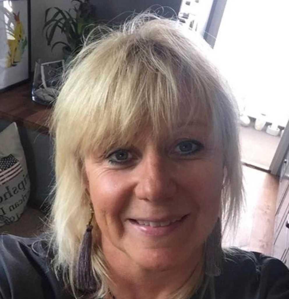 Enhetschefen Carola Lindgren.
