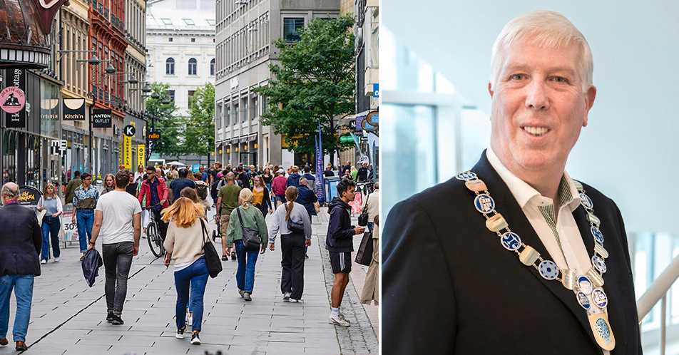 Norsk coronaparadox – värre i Oslo än i rödflaggade länder