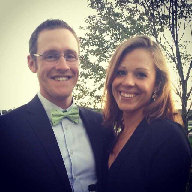 Brett och Michelle Crawford