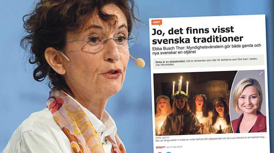 All kultur är dynamisk. Det är varken en höger eller vänsterfråga, skriver Ingrid Lomfors.
