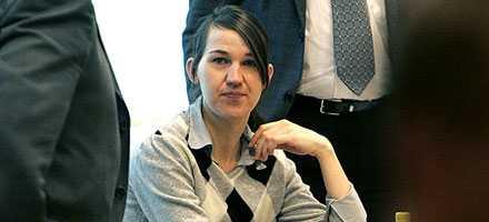 32-åriga Christine Schürrer som åtalats för morden på Max och Saga är enligt Västmanlands tingsrätt skyldig.