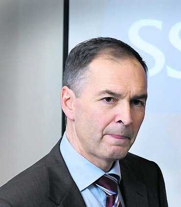 3. Karl-Gustav Ramström, SSAB, 154 procent.