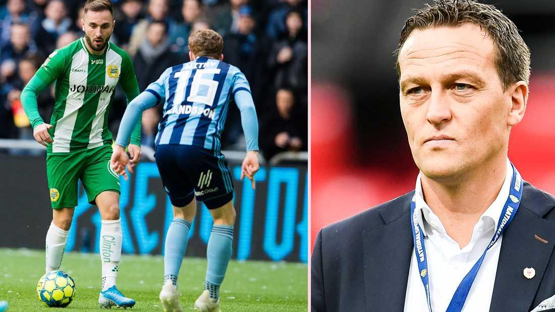 Svante Samuelsson och Sef väntar på svar från Fifa om vad som händer med svenska transferfönstret.