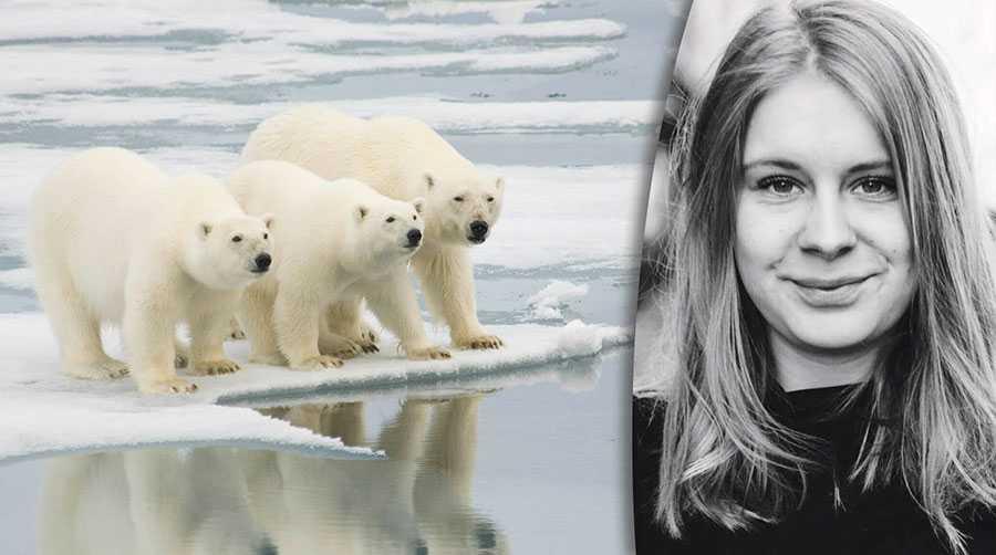 Det finns journalister som rapporterar om klimatfrågan, men inte tillräckligt ofta hamnar ämnena på löpsedeln eller blir centrum för debatten, skriver  Fanny Jönsson.
