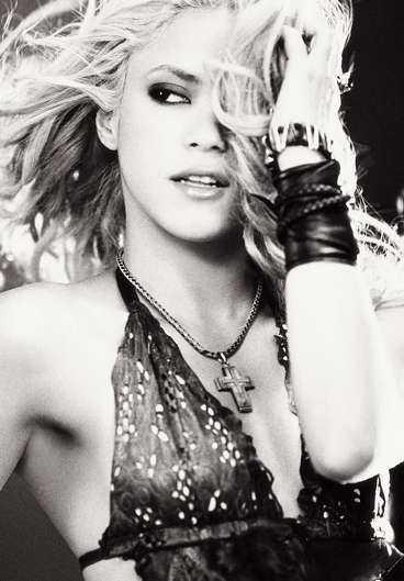 Shakira blir bara bättre