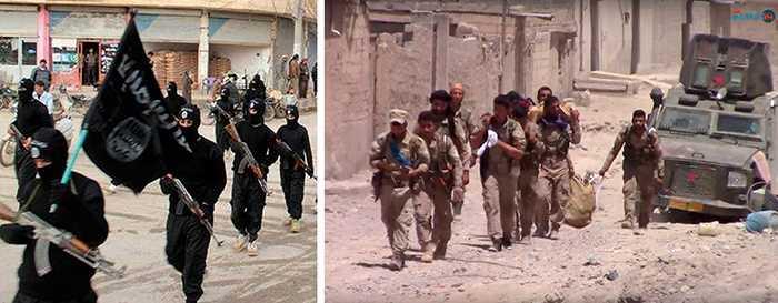2014 intog Islamiska staten Raqqa - nu är den nära att befrias av den USA-stödda kurdisk-arabiska rebellalliansen SDF, uppger nyhetsbyrån AFP.