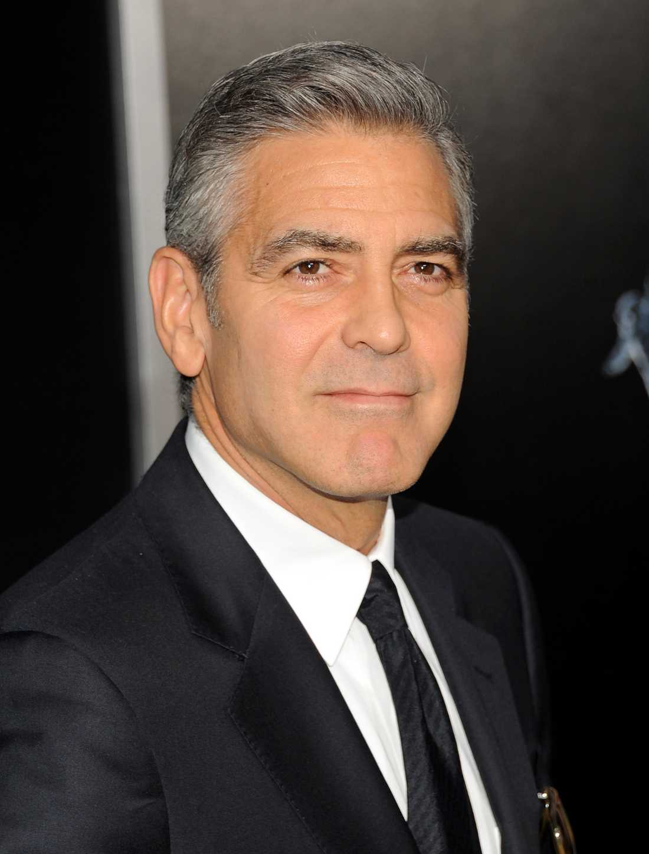 Kompisen George Clooney uppmanas också att inte ställa upp på intervjuer.