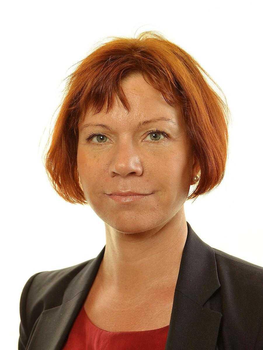 Margareta Larsson.