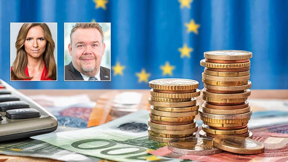 Den nya budgetuppgörelsen i EU innebär införande av nya skatter. Något som för oss är oacceptabelt. Det är en inställning som också delas av svenska folket, skriver Sara Skyttedal och David Lega (KD).