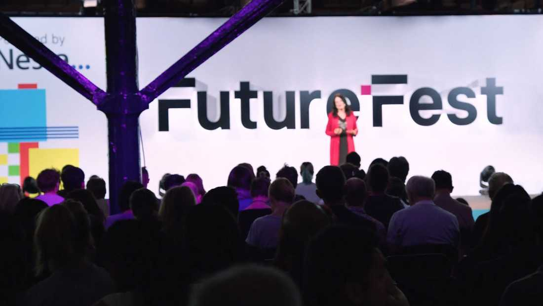 FutureFest 2018 arrangeras i London i juli.