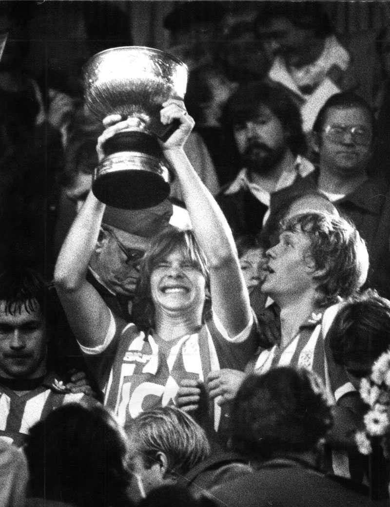 31 oktober 1982 IFK Göteborg vann ändå SM-finalen...
