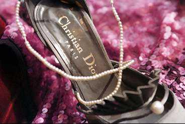 Christian Dior-skor, någon?