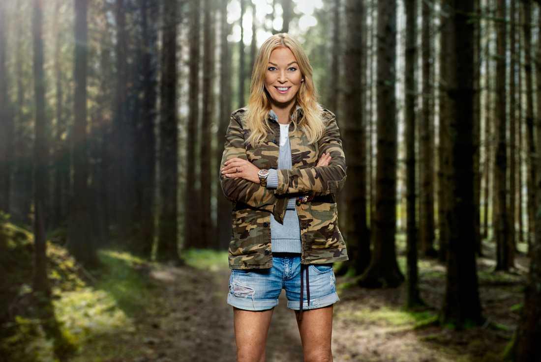 """""""Wild kids"""" programleds av Linda Lindorff. I augusti påbörjas inspelningarna av den kommande säsongen av familjeprogrammet. Pressbild."""