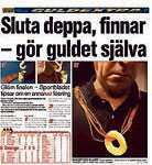 Sportbladet 27 februari 2006.