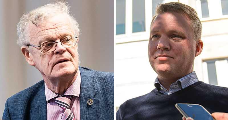 Björn Eriksson och Anders Larsson.