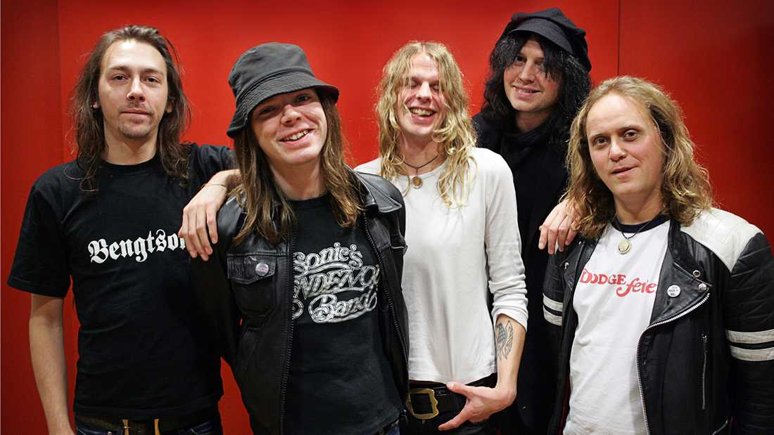 Hellacopters.
