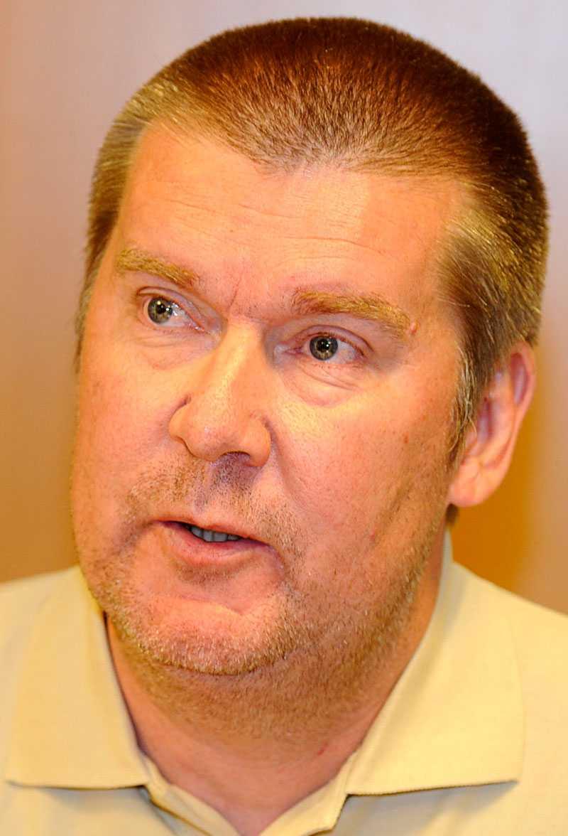 Mats Ohlsson, vd vid Kolmården.