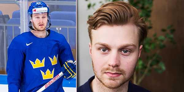 Wallmark i karantän efter NHL-stängningen