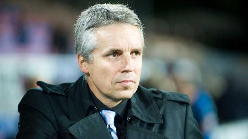 Malmös sportchef Per Ågren.