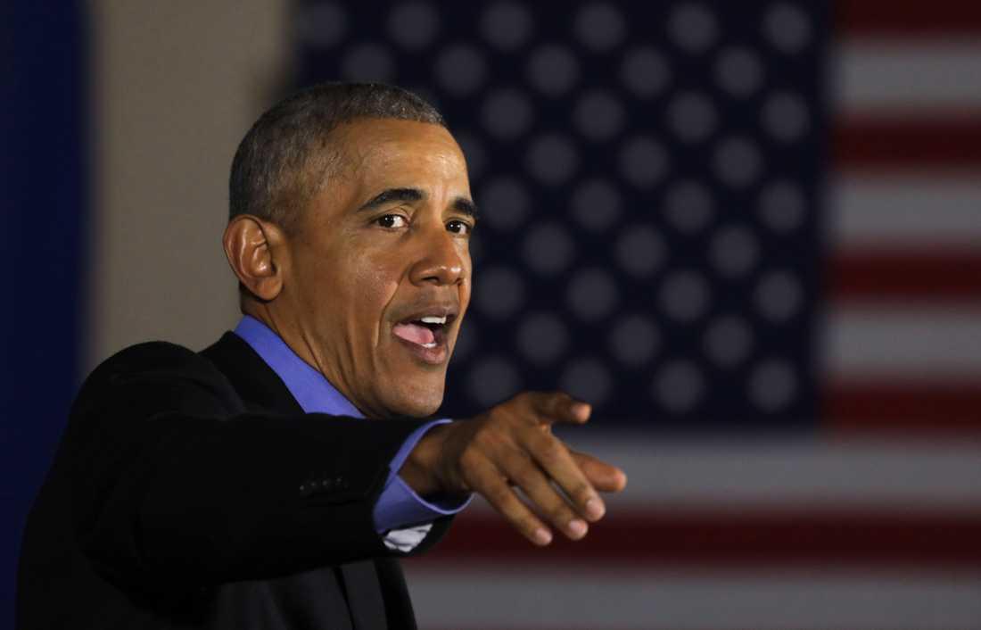 Ungdomarna har hyllats av tidigare presidenten Barack Obama och hans fru Michelle Obama.
