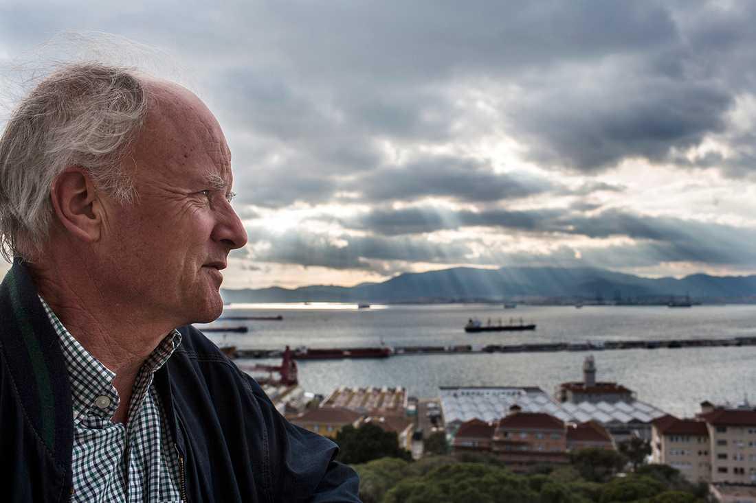 Svenske läkaren Jan Peter Bengtsson är orolig för vad brexit kommer innebära för honom och hans familj.