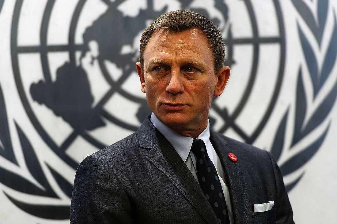 """Daniel Craig är snart bioaktuell i """"Spectre"""". Men efter den filmen ser det mörkt ut för fler Bondrullar med skådespelaren. """"Skulle jag göra en film till skulle jag bara göra det för pengarna"""", säger han."""