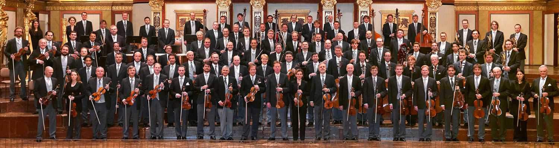 Bildtext: Wienfilharmonikerna får årets Birgit Nilsson Prize på en miljon amerikanska dollar. Foto: RICHARD SCHUSTER