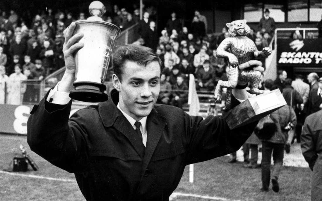 1966: Ove Kindvall, Feyenoord