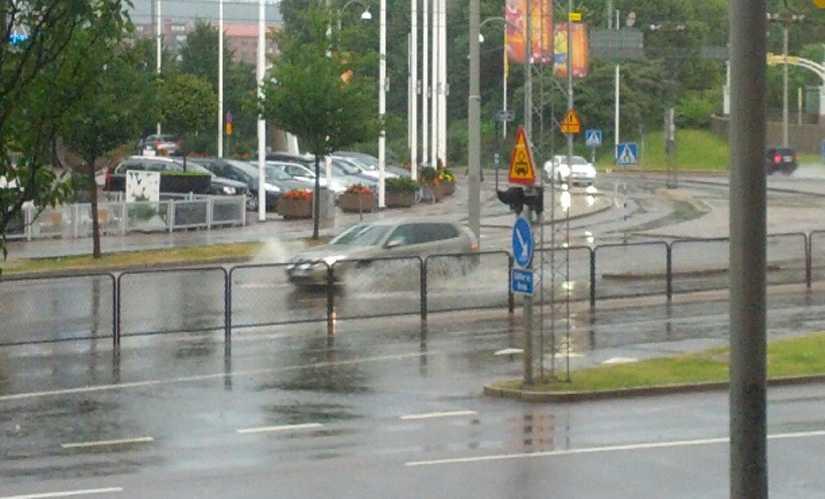 Korsvägen i Göteborg.