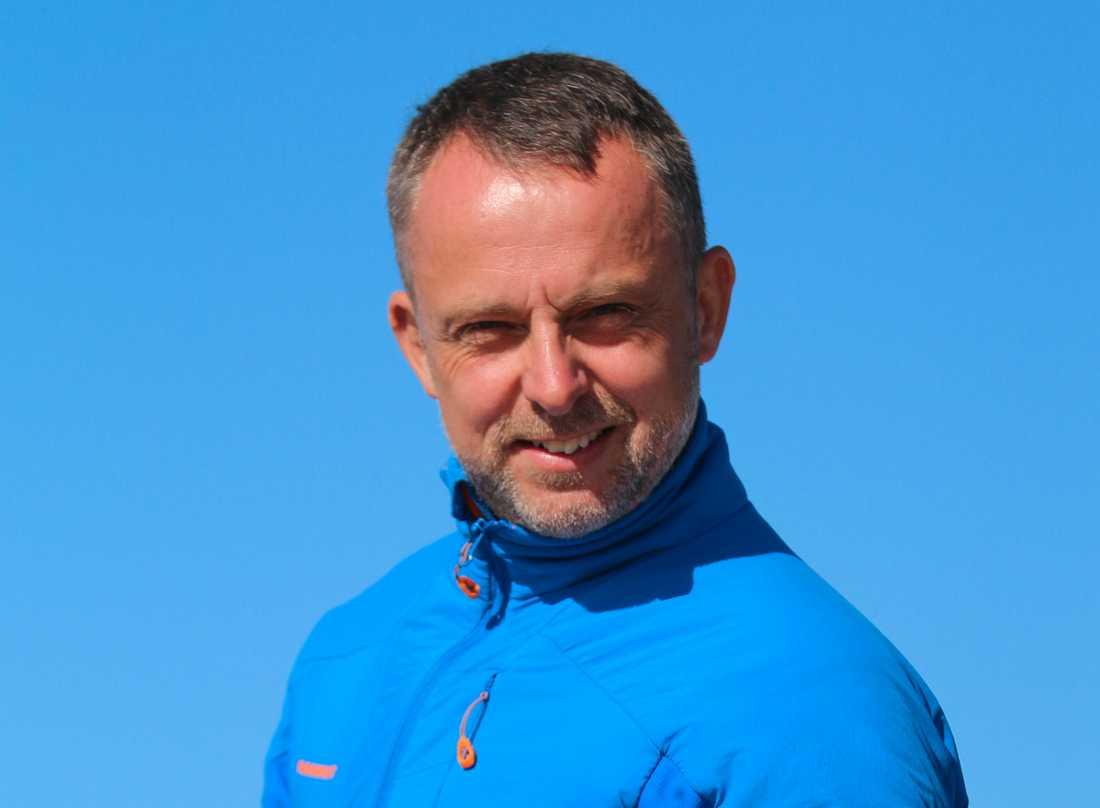 Mats Lennartson, vd för Destination Funäsfjällen, säger till TT att han litar på att folk följer myndigheternas rekommendationer.