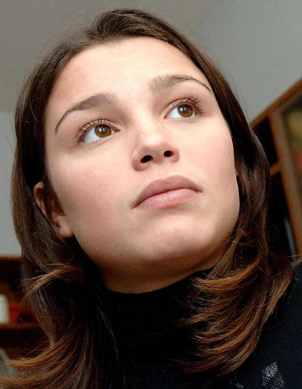 Zhanna Nemtsova är övertygad om att Putin ligger bakom mordet på hennes far.