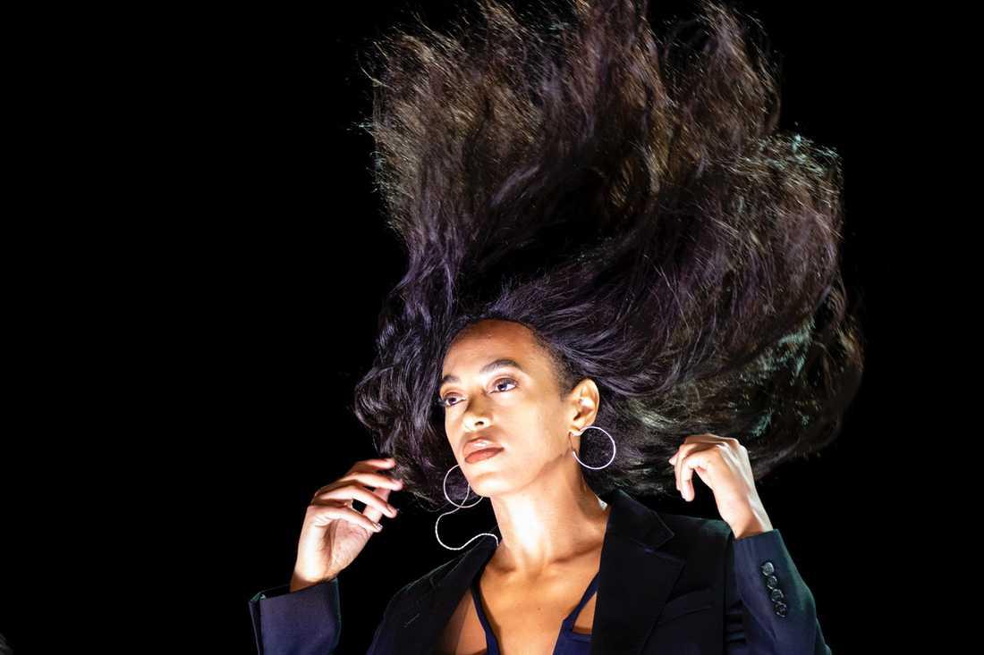 Solange Knowles gör Way Out Wests bästa spelning.