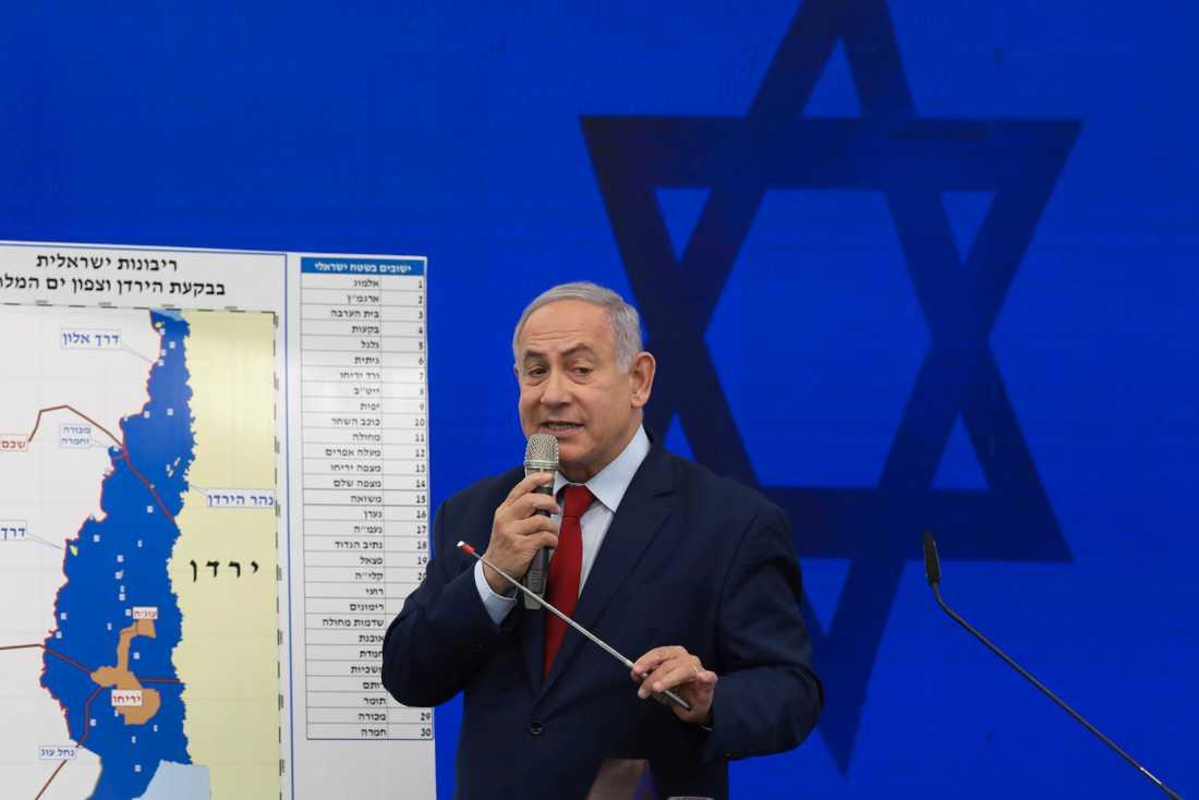 När valet närmade sig gick Israels premiärminister Benjamin Netanyahu ut och lovade att Israel ska annektera Jordandalen om han får styra landet. Ett tomt valfläsk för att säkra allians med bosättarpartierna, kallar många analytiker löftet.