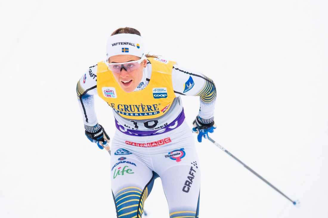 Anna Dyvik.